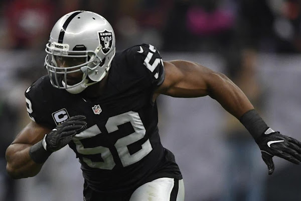 7a5aba3a Google News - Raiders Khalil Mack traded to Bears - Overview