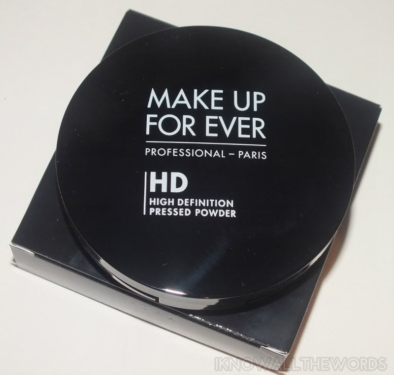 Make Up For Ever HD Pressed Powder (4)