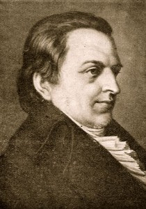 Johann Gottlieb Fichte, 1762–1814
