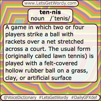 Tennis 08/22/2013 GFX Definition
