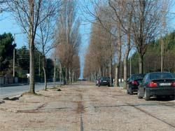 Avenida da Boavista - foto retirada de A Baixa do Porto