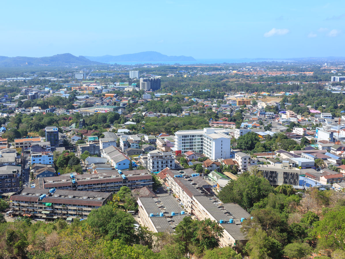 17. Phuket, Thailand: 8.1 million international visitors