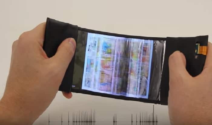 ReFlex Bendyphone is First Fully Functional Flexible Smartphone