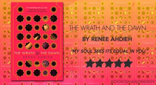 Výsledek obrázku pro The Wrath and the dawn review