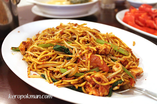 Red House Mee Goreng 马来炒面