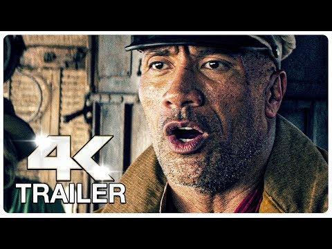 JUNGLE CRUISE Trailer (4K ULTRA HD) NEW 2020