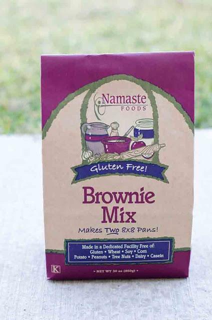 Namaste Brownie Mix by MAry Banducci