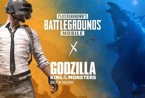 pubg mobile godzilla update event release date latest