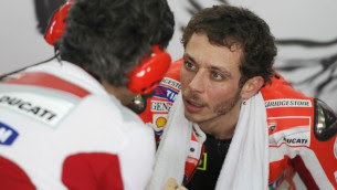 rossi under knife in italy