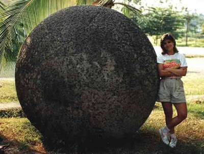 Bebatuan Raksasa Costa Rica