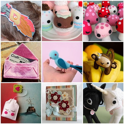 Things made with felt