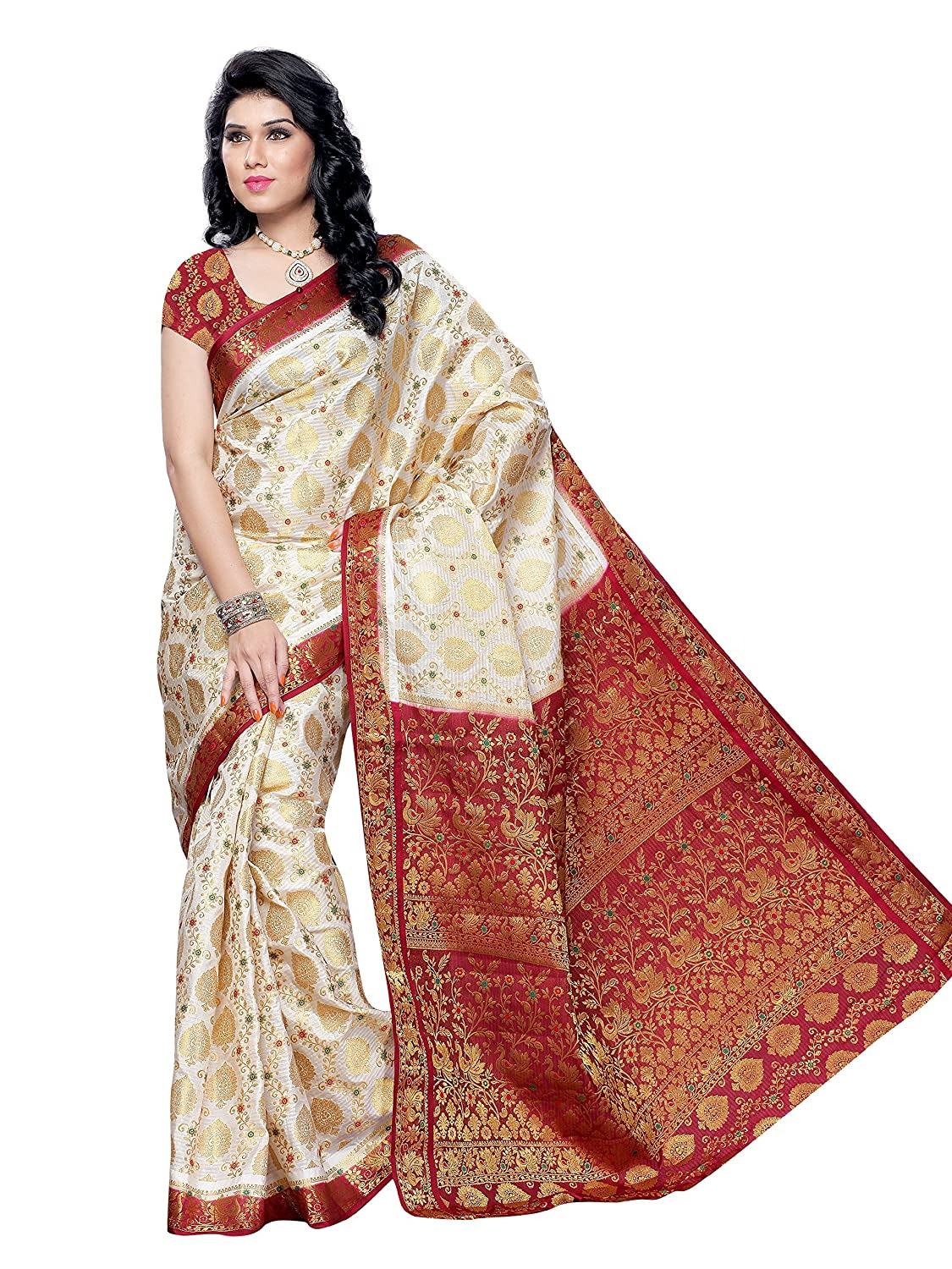 MIMOSA Silk Saree
