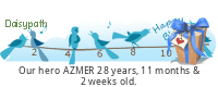 Daisypath Happy Birthday tickers