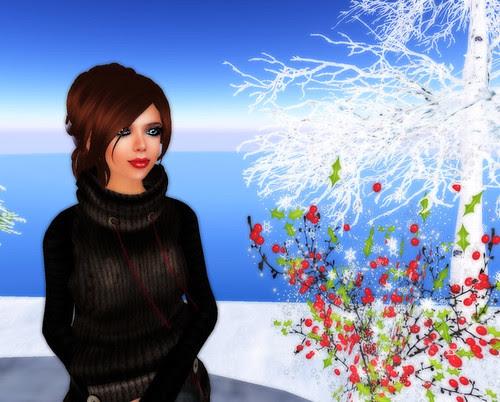 Winter pretty