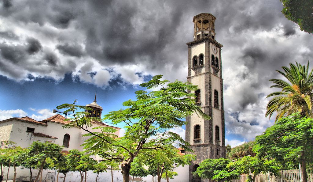 Santa Cruz De Tenerifes Historic Buildings Santa Cruz De