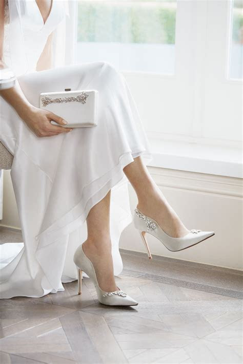 beautiful shoes accessories  dune  wedding collection