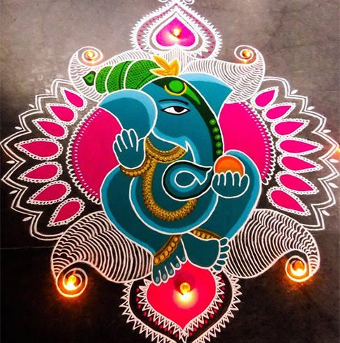 Diwali 2017: Rangoli Designs and Ideas with Images