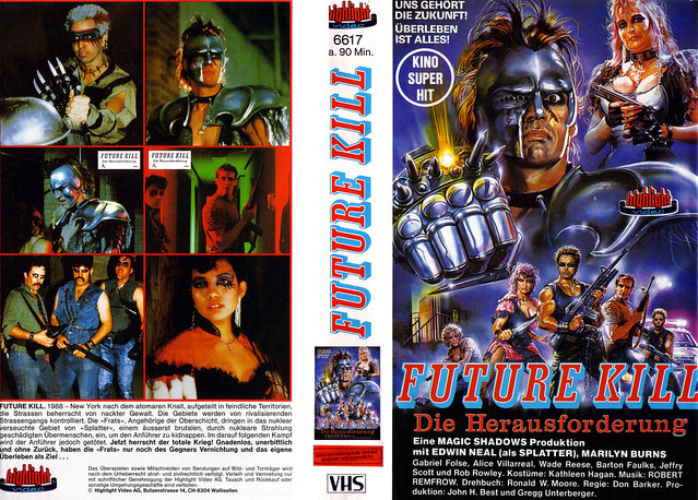 Future Kill