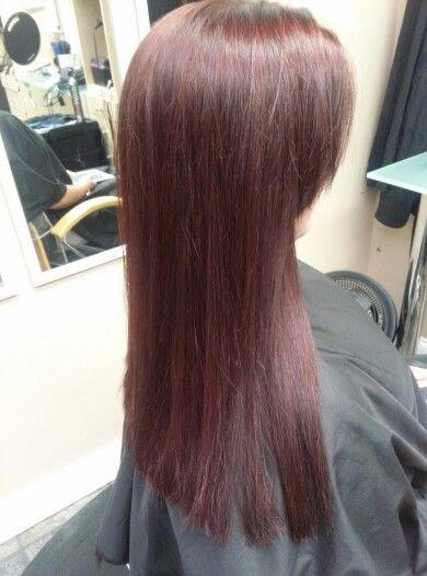 Level 5 red copper hair color.   My hair portfolio   Pinterest