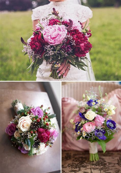 Top Wedding Flower Trends for 2017   weddingsonline