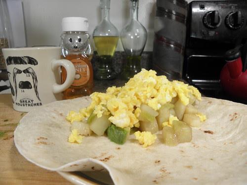 June 5th--Breakfast Today
