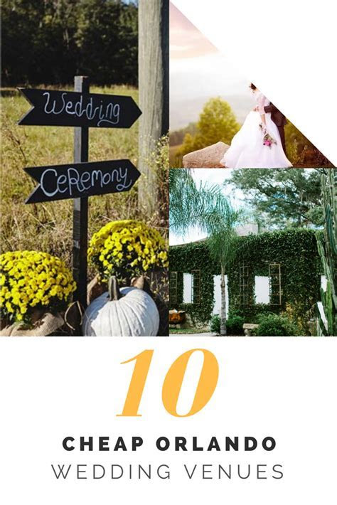 10 Cheap Orlando Wedding Venues ? Cheap Ways To Tie the Knot