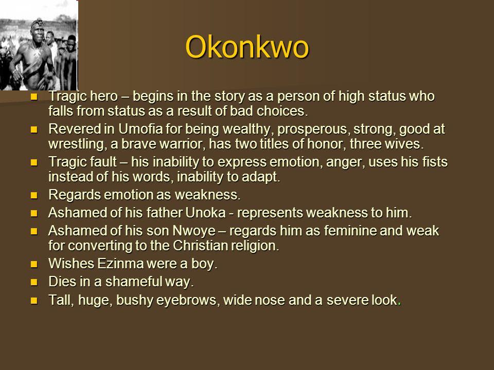 Things Fall Apart Okonkwo Compound