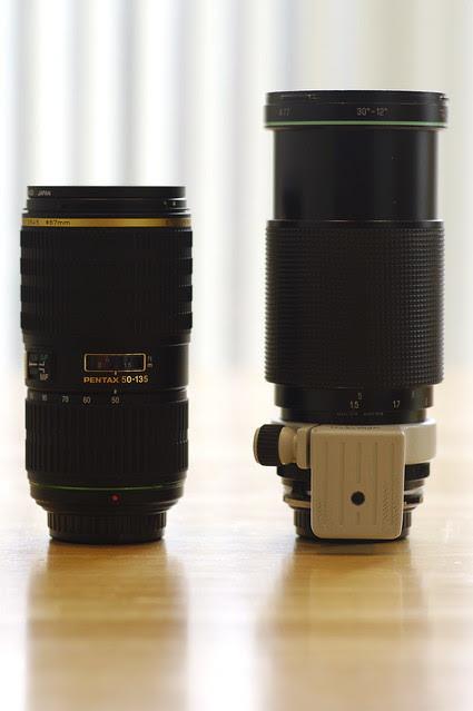 Tamron SP 80-200mm f/2.8 adaptall-2 30A