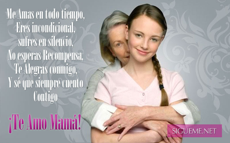 Imagenes Dia De La Madre Imagenes Con Frases Para Mama En Su Dia