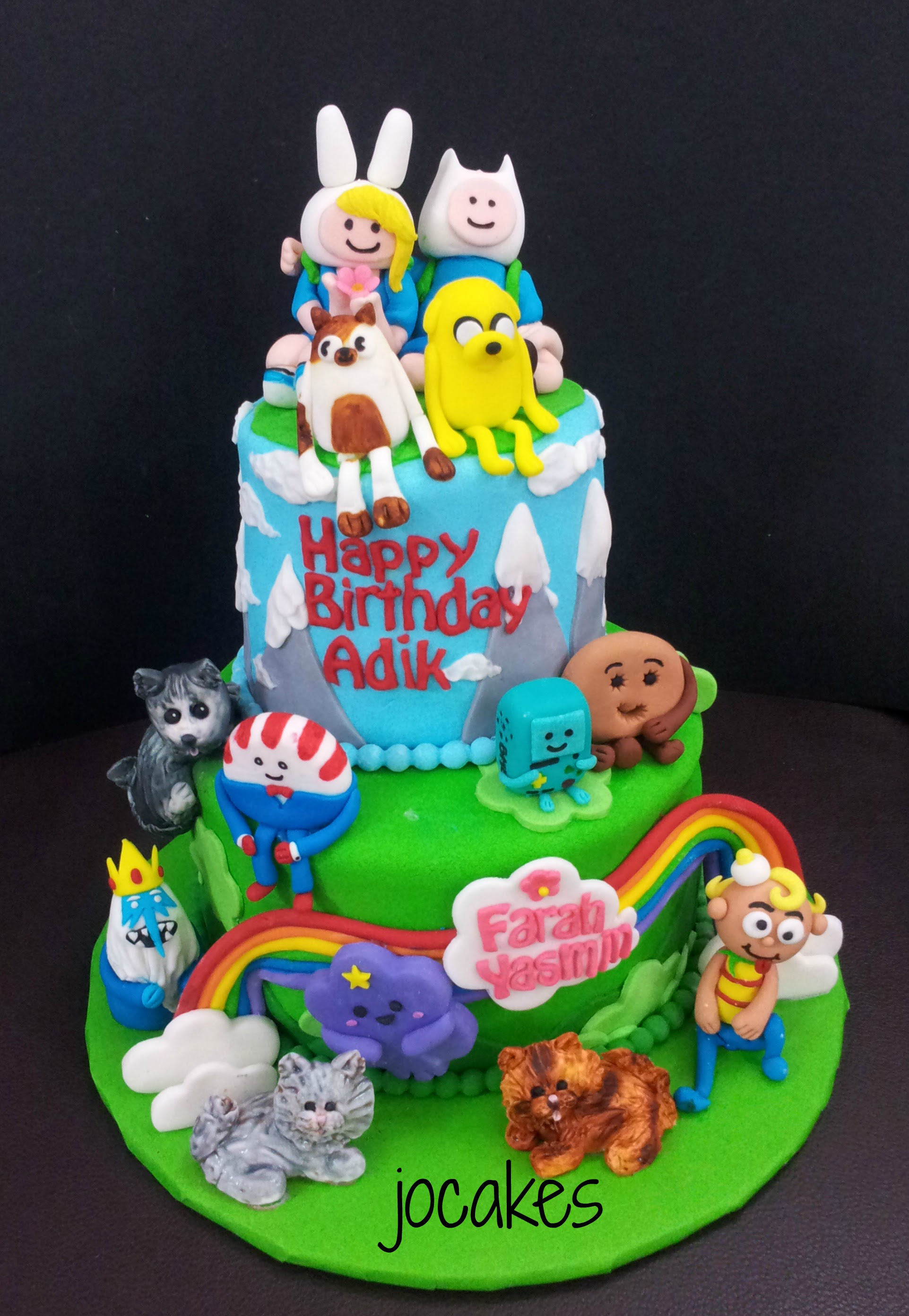 Adventure Cake Images