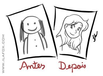Como aprender a desenhar, onde aprender a desenhar, que curso fazer, curso de desenho, by ila fox