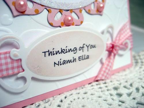 sentiment niamhs card