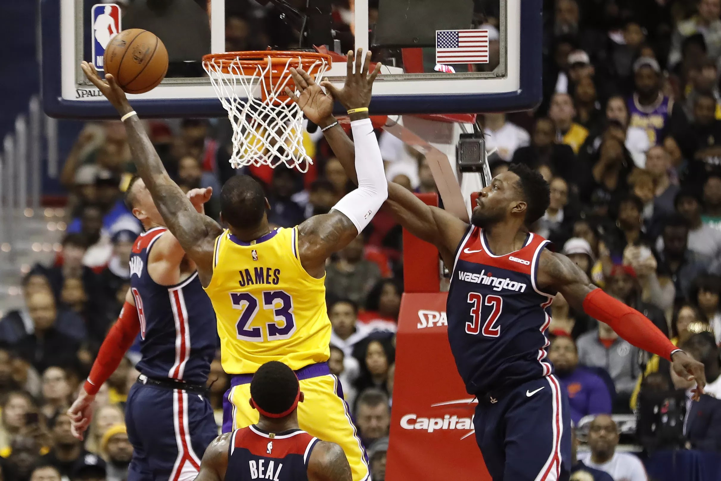 Wizards vs. Lakers preview: The 11th-best teams in each ...
