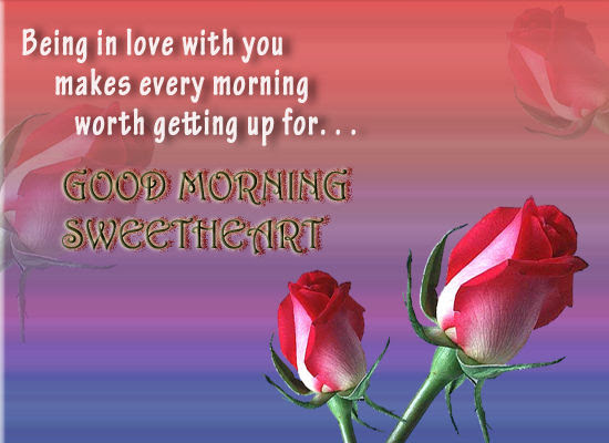 Good Morning Love Quote Pictures Photos And Images For Facebook