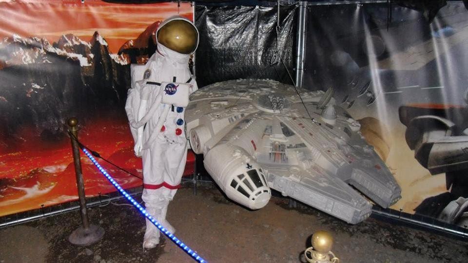 Star Wars demigrante