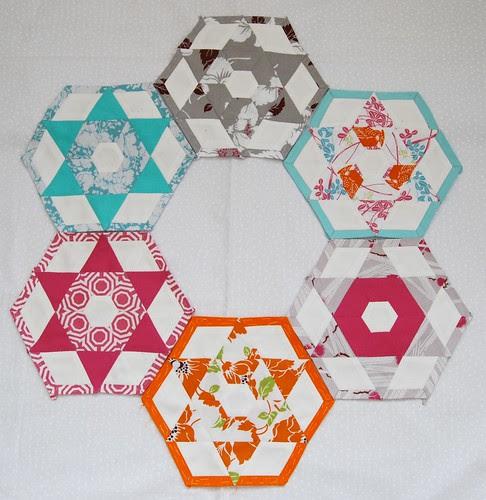Tanya Whelan Dolce EPP hexagon stars