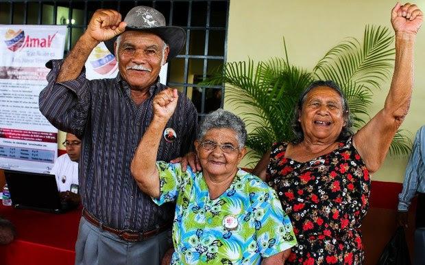 Afirmó que hoy se publicará en Twitter la lista de 8 mil nuevos pensionados de la patria.