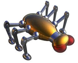 Robot Spider.