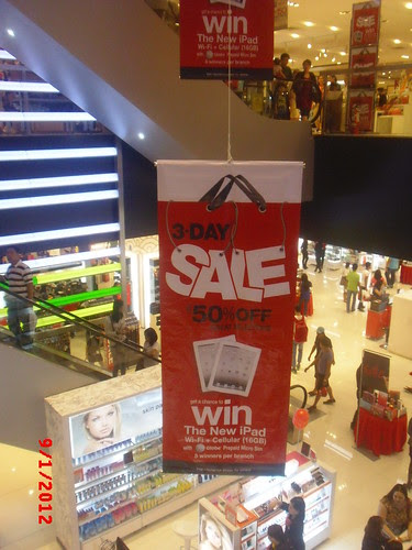 SM City Manila 3 Day Sale KNT 7