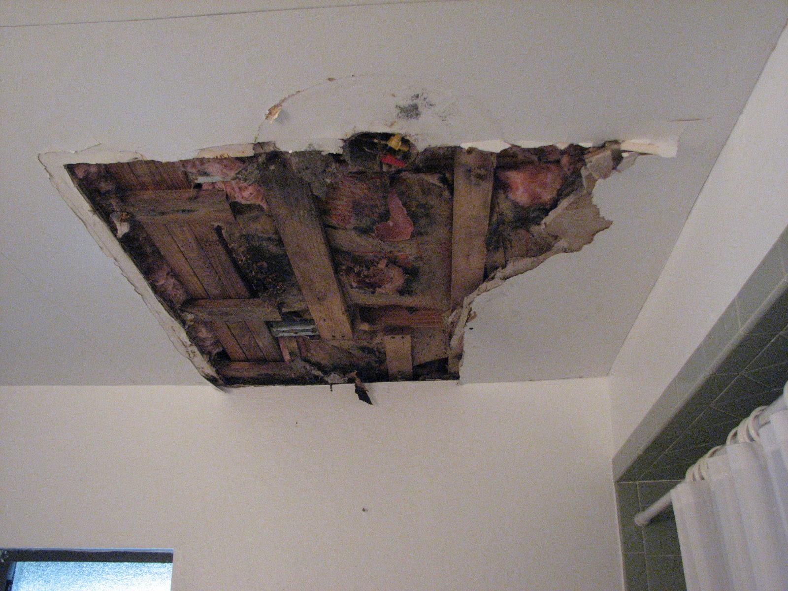 Ceiling Repair Melbourne,Fl  Drywall repair  Water Damage  Textures