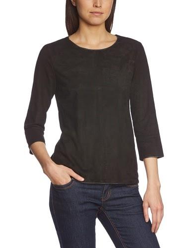 Inwear Sans Manteaux Femme Manche Manches Manteau Longues Noir qEqzfwd8c f275b8f1fb0