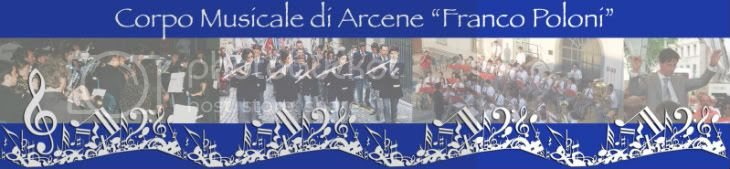 """Corpo Musicale """"Franco Poloni"""" di Arcene"""