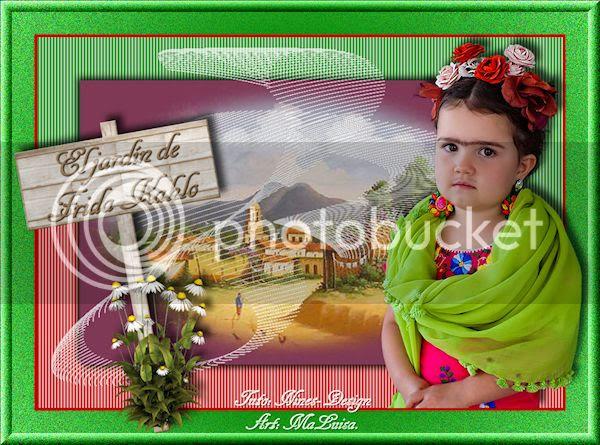 María Luisa- Enfant asien by Nines