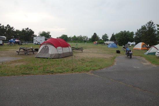 Salisbury Beach State Reservation Campground