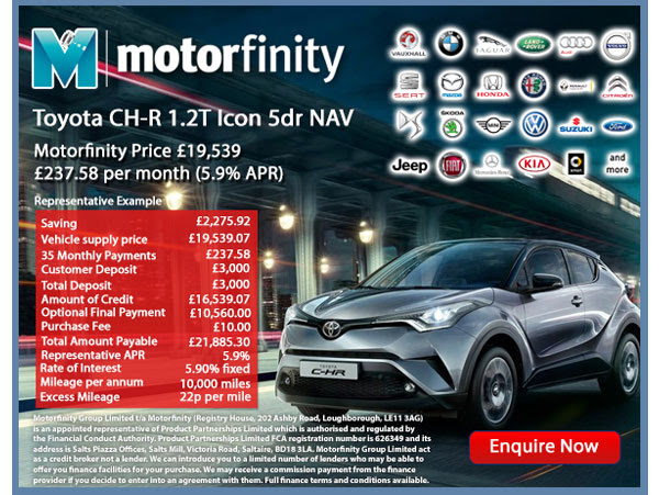 Motorfinity - TOYOTA