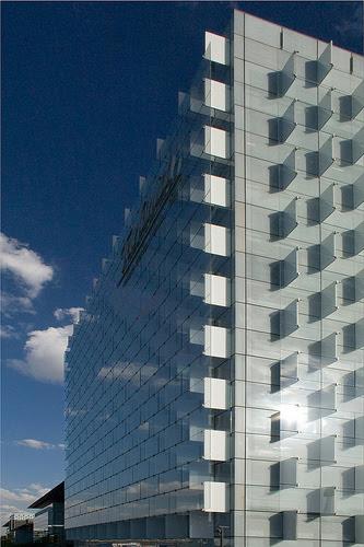 Distrito C de Telefónica, Madrid, Spain