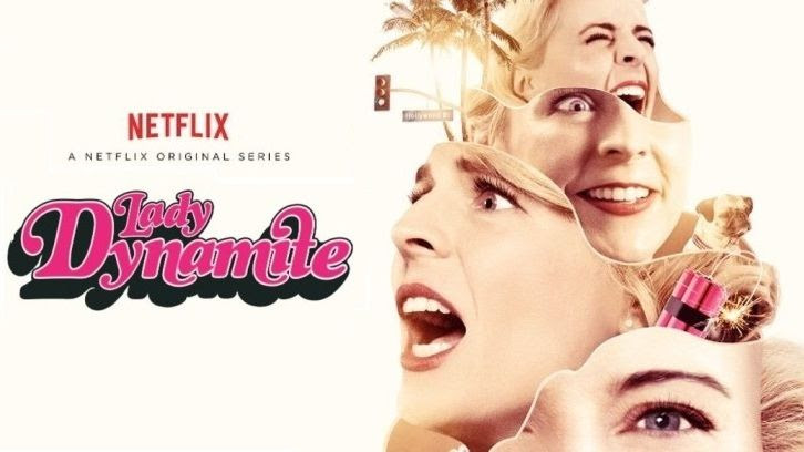 Lady Dynamite - Season 2 - Promos, Poster, Guest Star List + Premiere Date *Updated*