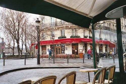 La Brasserie de l'Ile St. Louis, Paris