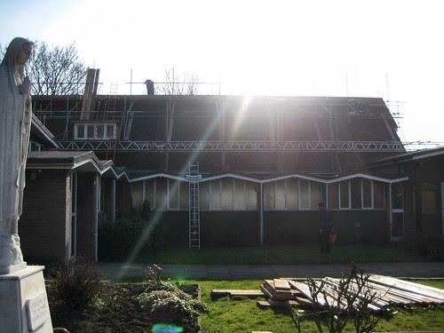 Church roof 001