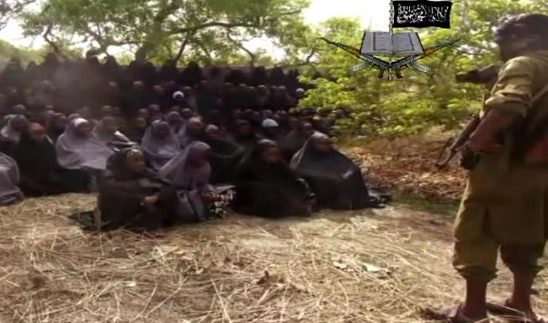 Boko Haram says kidnapped schoolgirls married off